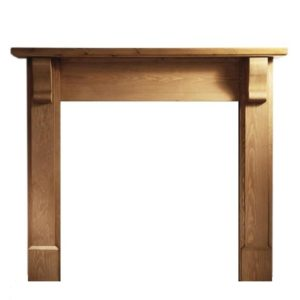 Bedford Pine Wooden Surround-0