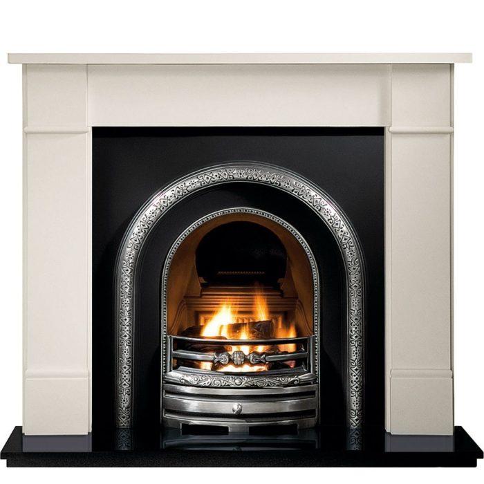 Lytton and Brompton Limestone Fireplace-0