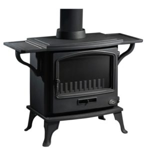 Tiger Multi Fuel Stove with Americana Cooktop-0