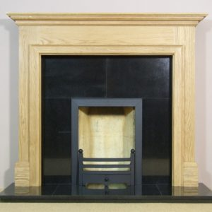 Granite Panel and Oak Howard-0