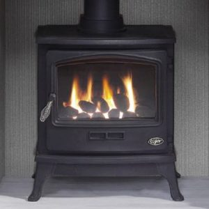 Tiger Gas Coal Effect Stove-0