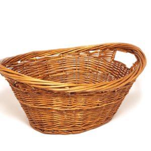 Cradle Log Basket-0