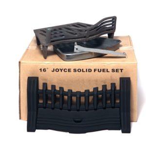 Joyce Solid Fuel Set-0