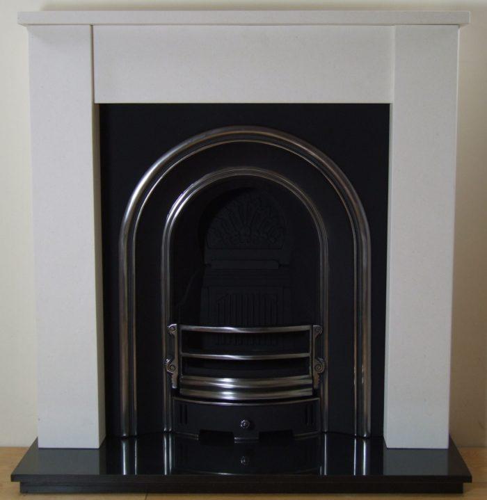 Monarch and Ripley Limestone Fireplace-0