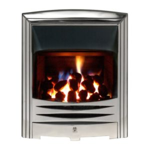 Solaris Glass Fronted Convector Gas Fire-0