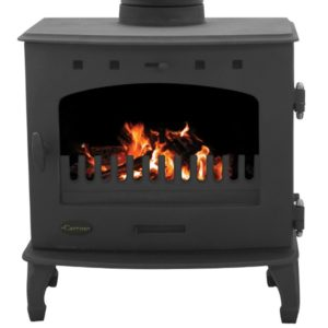Carron Matt Black Stove 7.3KW-0