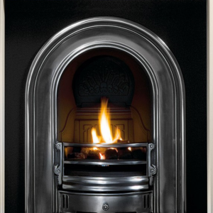 Coronet Cast Iron Fireplace-0