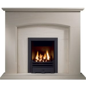 "Dacre 54"" Modern Fireplaces Suite-0"
