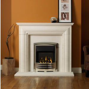 "Ellerby 48"" Modern Fireplaces Suite-0"