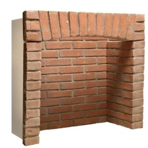 Four Piece Brick Arched Chamber-0