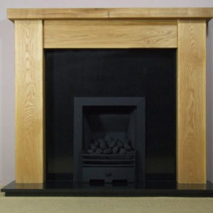 Granite Panel and Oak Cameron-0
