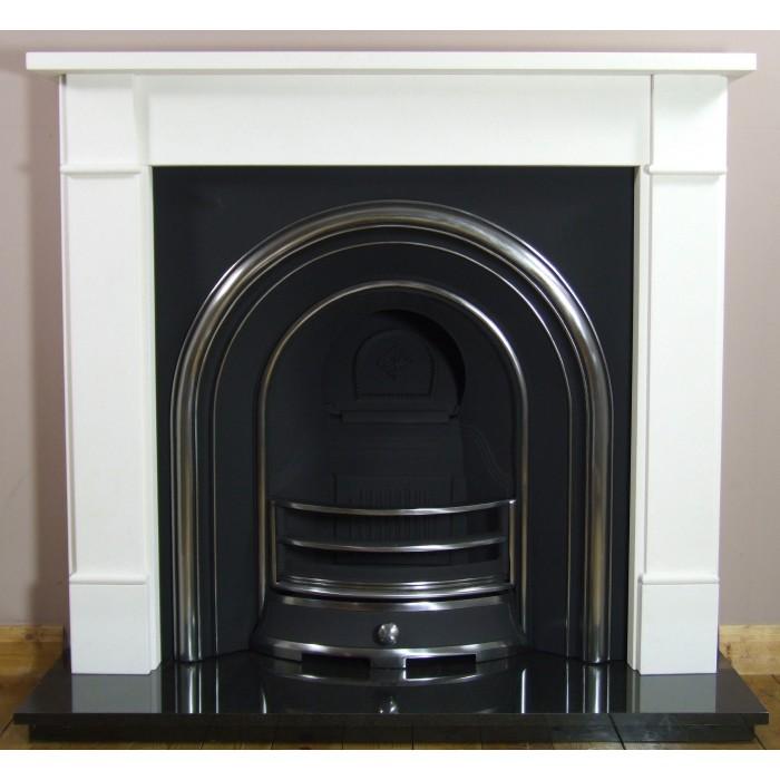Jubilee and Brompton Limestone Fireplace-2398