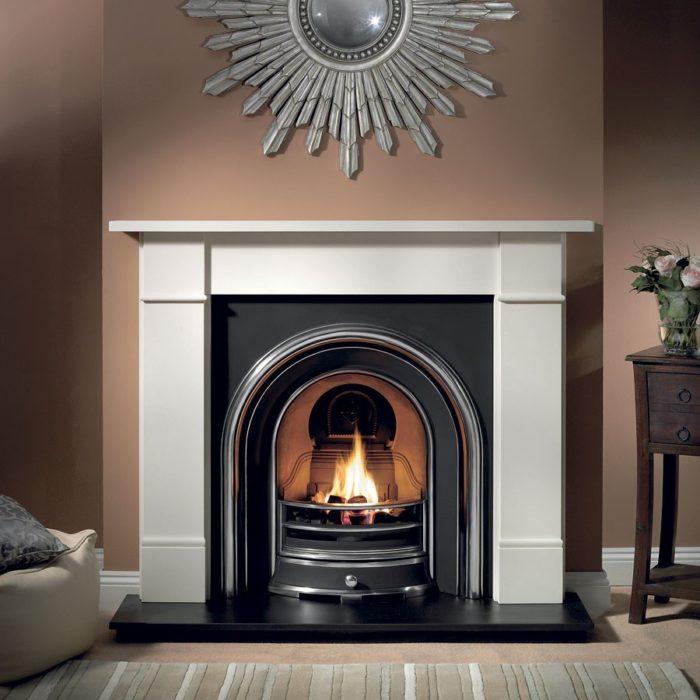 Jubilee and Brompton Limestone Fireplace-2399