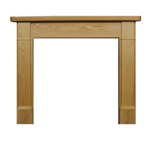 Brompton Oak Wooden Surround-0