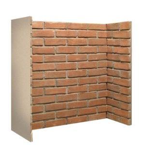 Three Piece Standard Brick Chamber -0