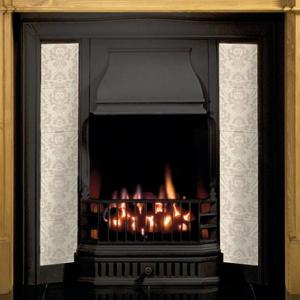 Sovereign Tiled Insert Fireplace-0