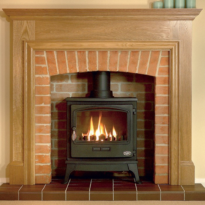 Four Piece Brick Arched Chamber-2535