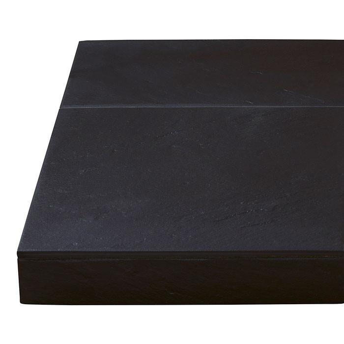 Riven Tiled Hearth-4781