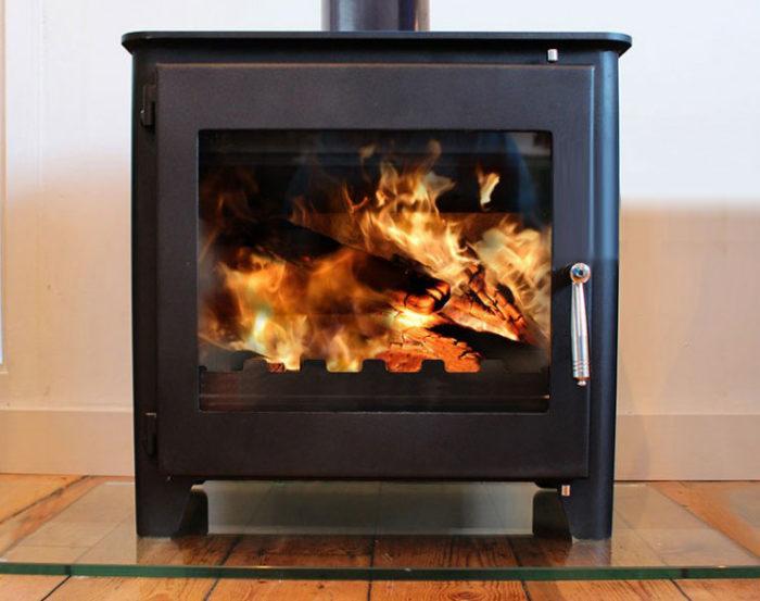 Saltfire ST3 Wood Burning Stove-0