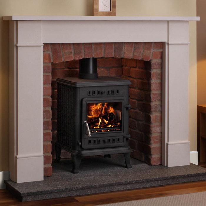 TFG 8 Woodburning Stove-0