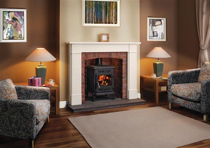 TFG 8 Woodburning Stove-3217