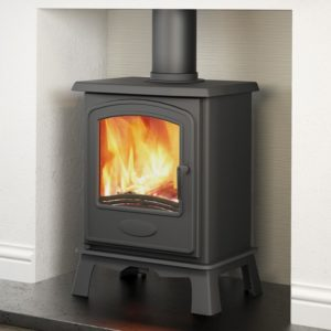 Broseley Hereford 5 SE Multifuel Stove-0