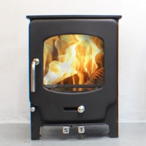 Saltfire ST-X4 Multi Fuel Stove-0