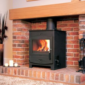 Flavel Multifuel Central Heating Stove-0