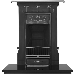 Carron Abbot Cast Iron Fireplace-0