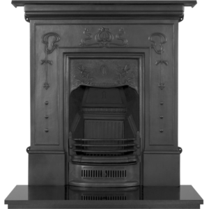 Carron Bella Large Cast Iron Fireplace-0