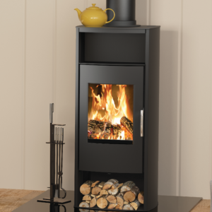 Broseley Phoenix Wood Burning Stove-0