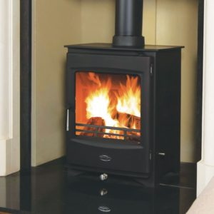 Henley Lincoln Multifuel Stove-0