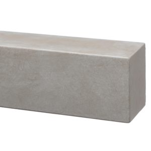 Geocast Contemporary Mineral Grey Stone Beam-0