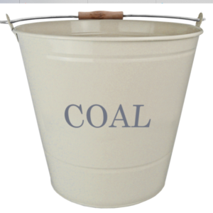 Coal Bucket - Cream-0