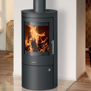 Broseley Justus Mino Top Woodburning Stove-0